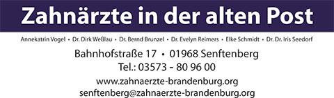 Zahnärzte Zur Post Senftenberg