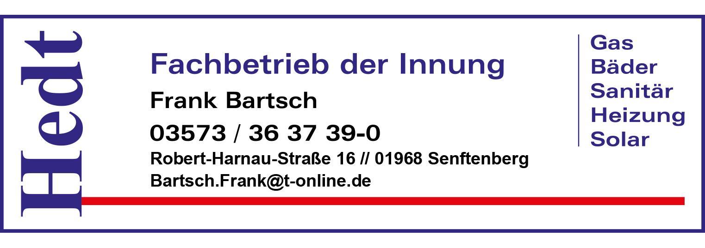 Heizung Gas Sanitär Frank Bartsch