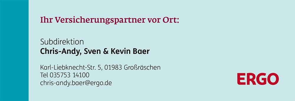 ERGO – Chris-Andy & Sven Baer