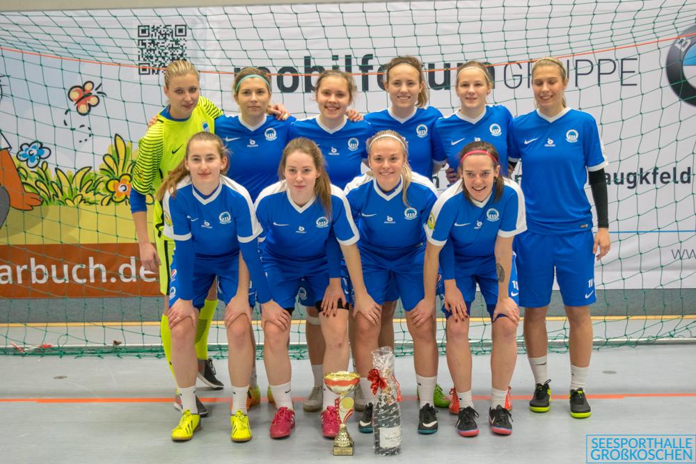 SLOVAN LIBEREC GEWINNT ETL-POKAL Im Damenfußball