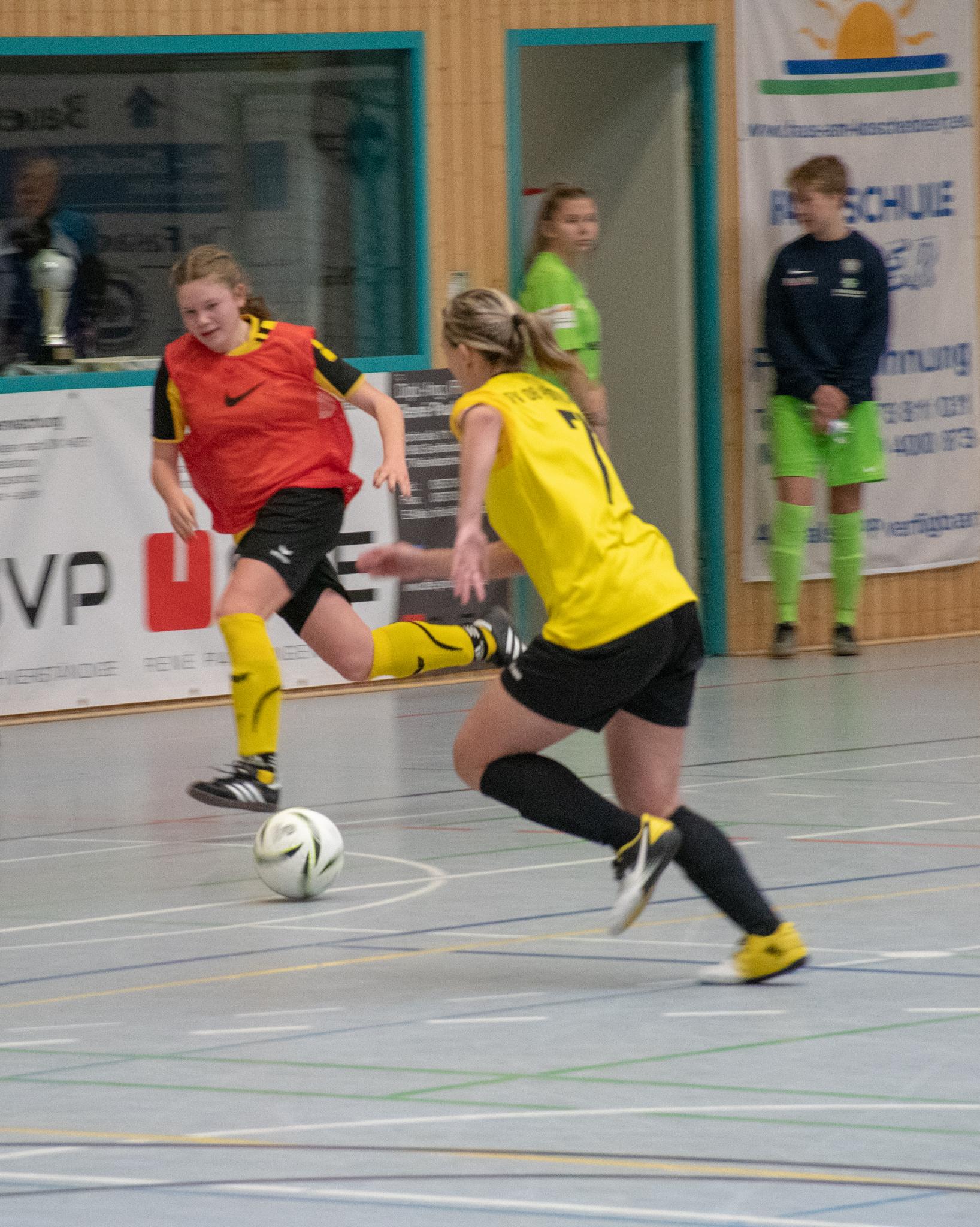 20190113  IDX6292, Frauenfußball, Großkoschen, Seesporthalle, Soccergolf Sachsen, Turnier